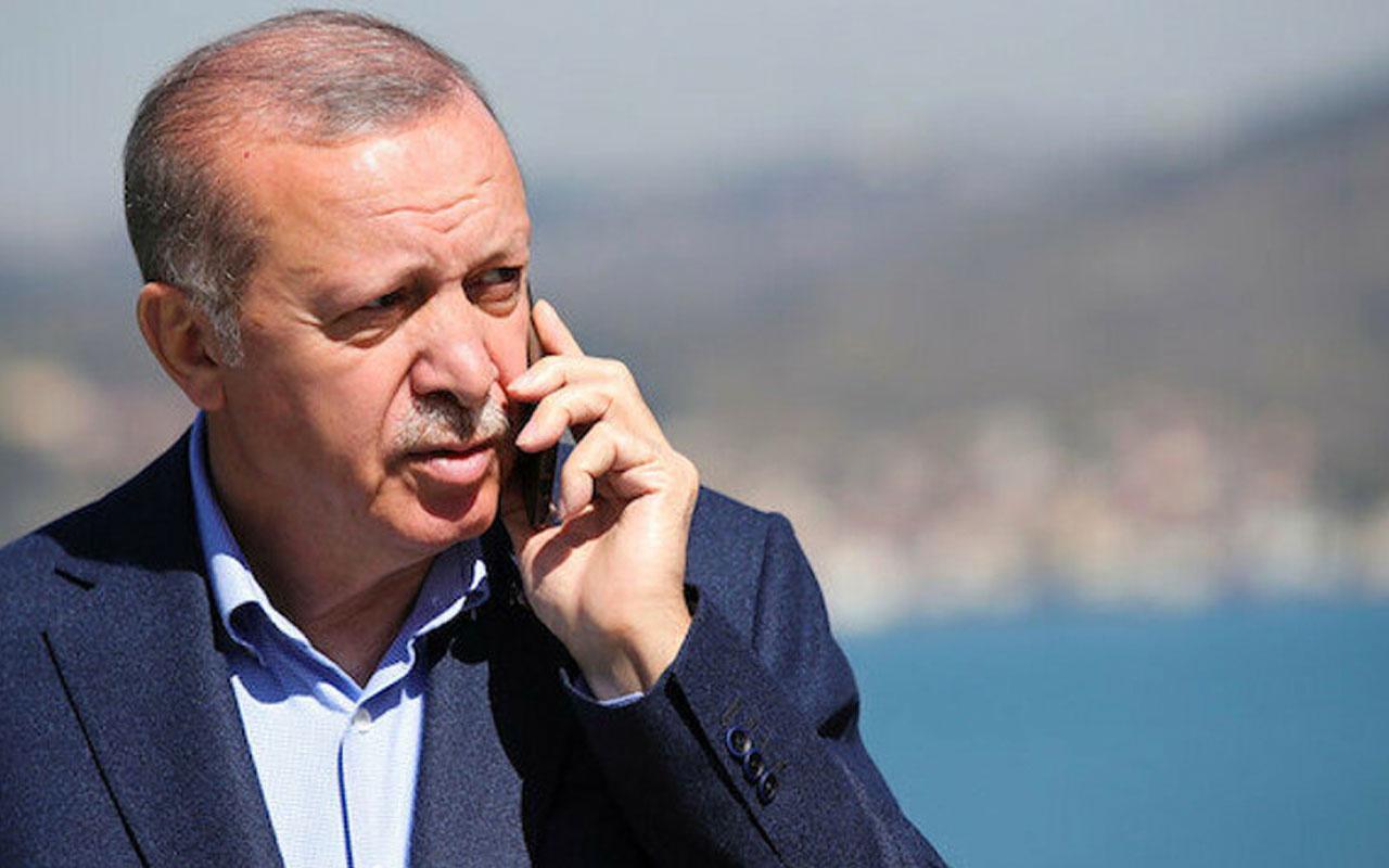 Cumhurbaşkanı Erdoğan'dan Selçuk Özdağ'a 'geçmiş olsun' telefonu bilgi aldı