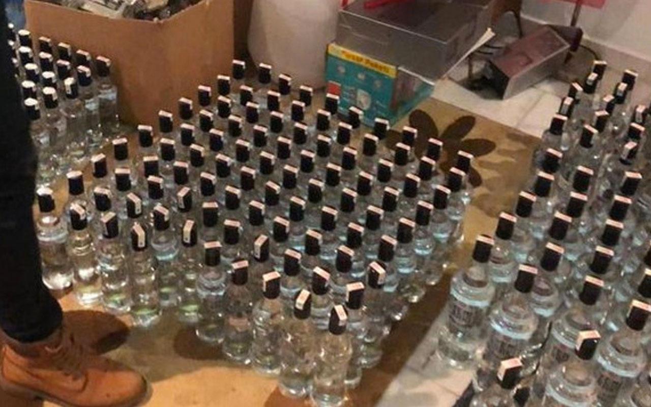 Sahte içki kabusu sürüyor 12 ilde şu ana kadar 80 ölüm