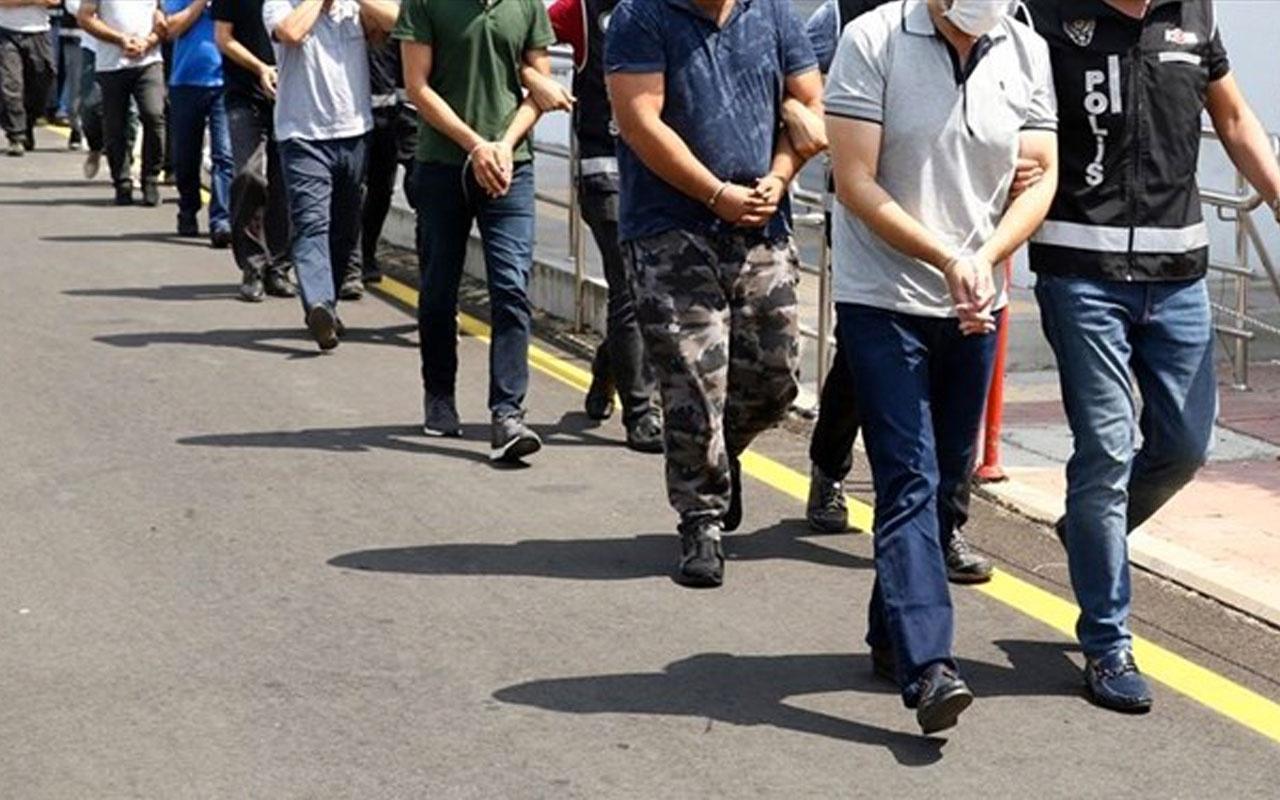 Son dakika Ankara'da terör örgütü DAEŞ operasyonu: 18 gözaltı