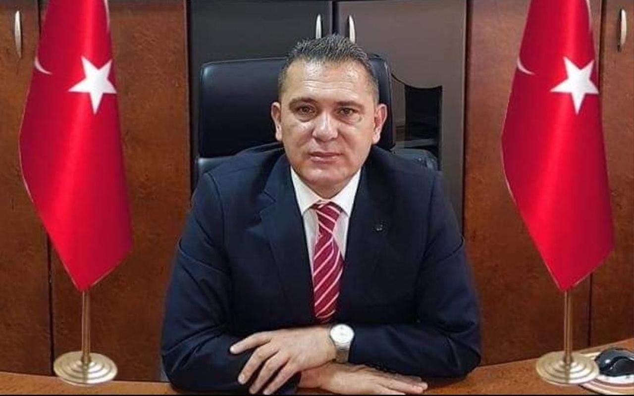 Gaziantep'te kalp krizi geçiren Emniyet Müdür Yardımcısı hayatını kaybetti
