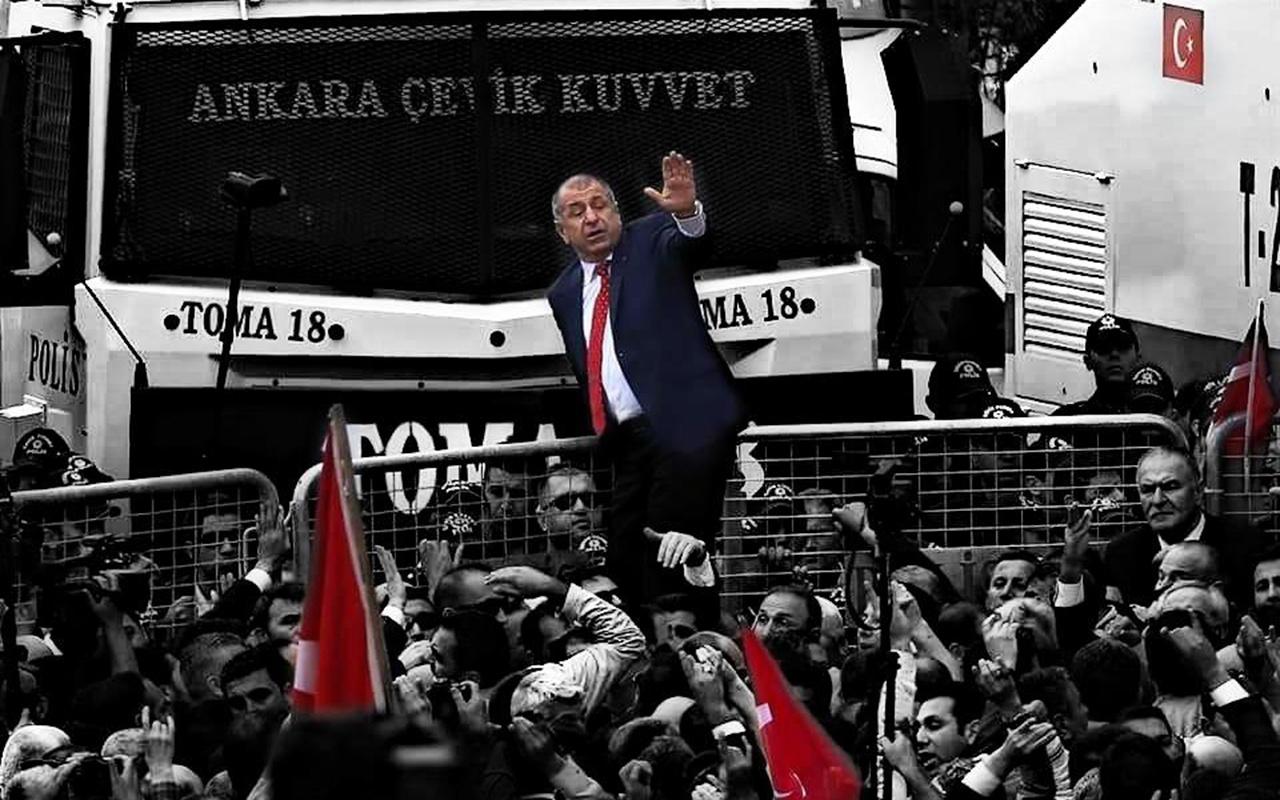 Ümit Özdağ İYİ Parti'den istifa mı ediyor? İYİ Parti'de 'kripto' kim 'karanlık mihrak' kim