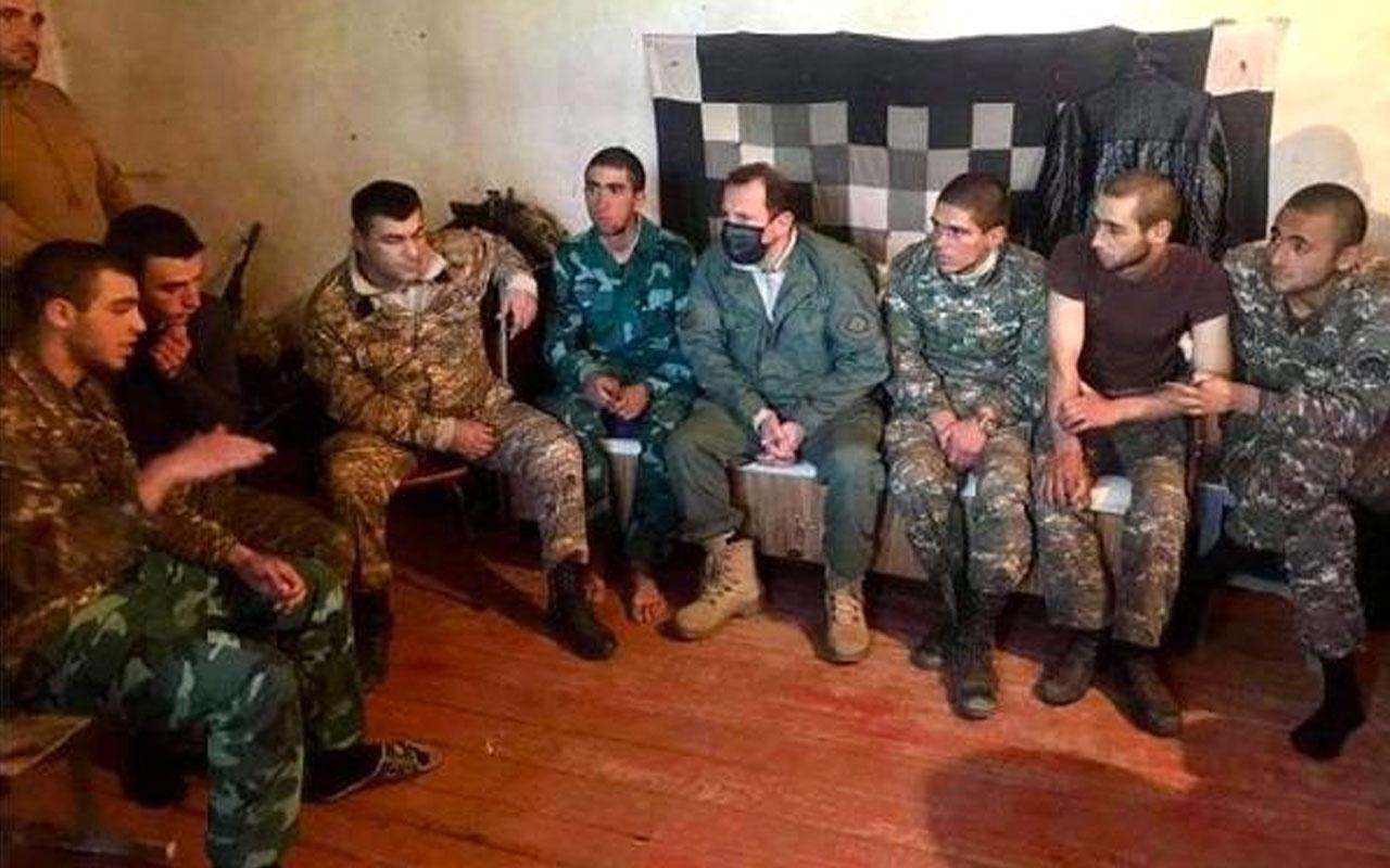Ermenistan hem askerlerine hem de PKK'lılara Azerbaycan askeri üniforması giydirdi