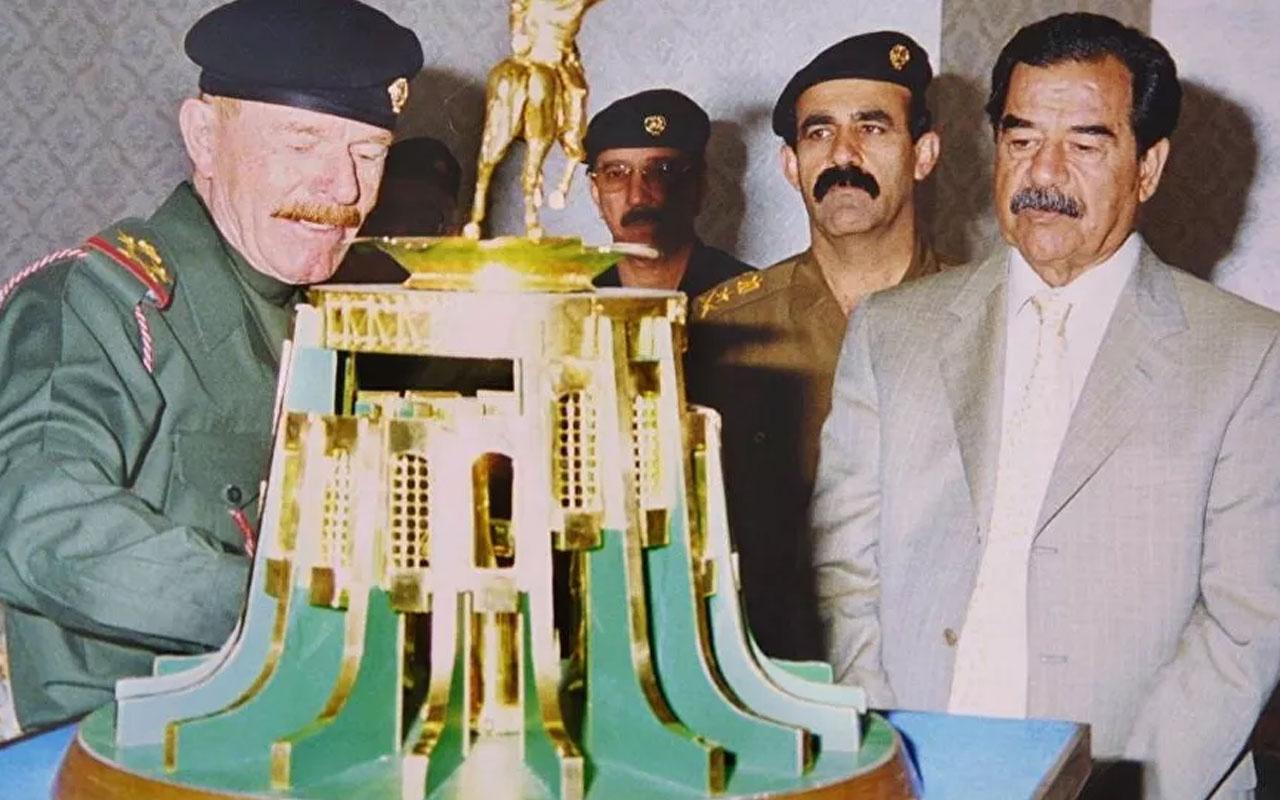 Saddam Hüseyin'in sağ kolu İzzet el Duri'nin öldüğü açıklandı