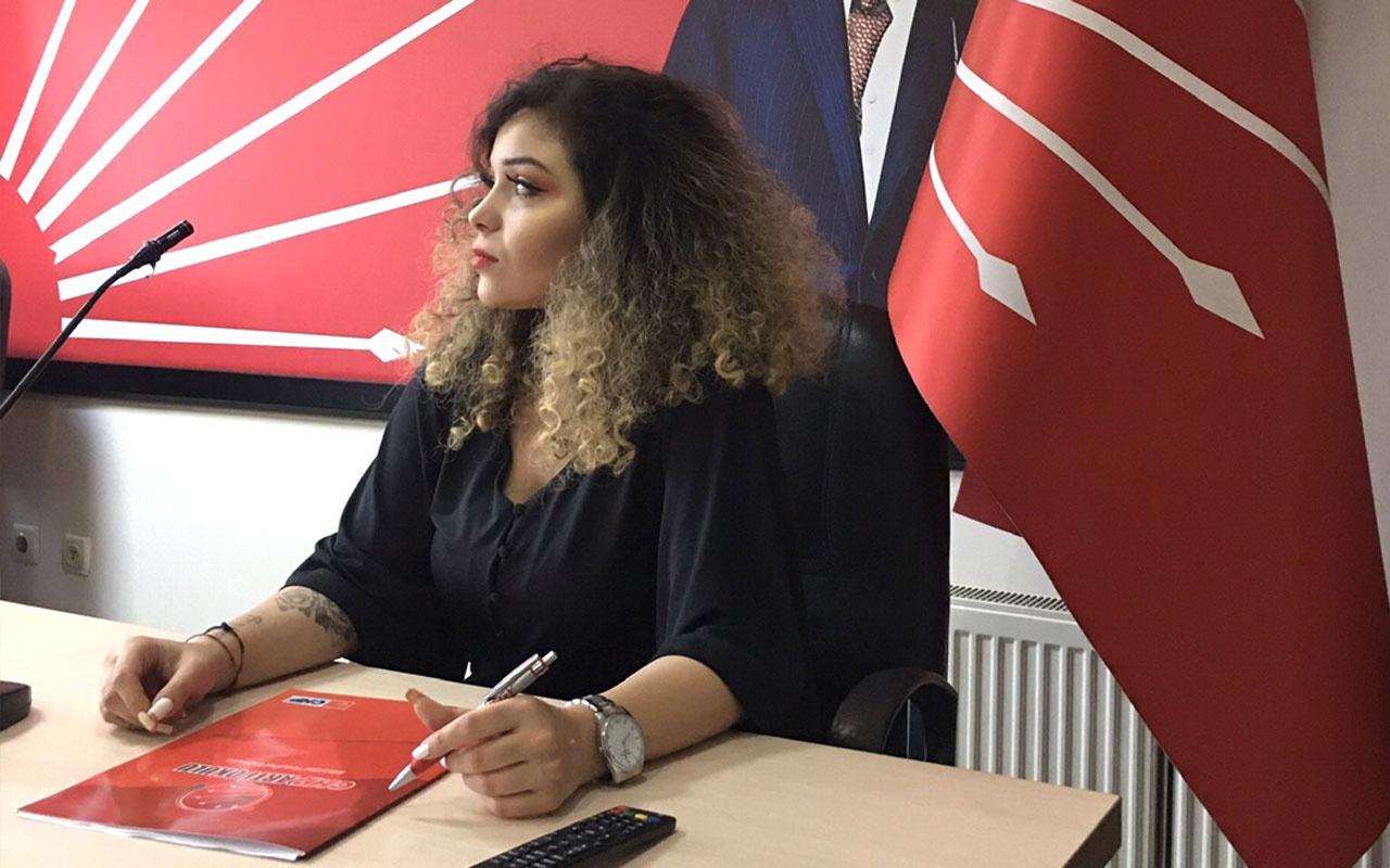 Trabzon'a küfreden CHP'li başkan yardımcısı İlayda Kılınç istifa etti