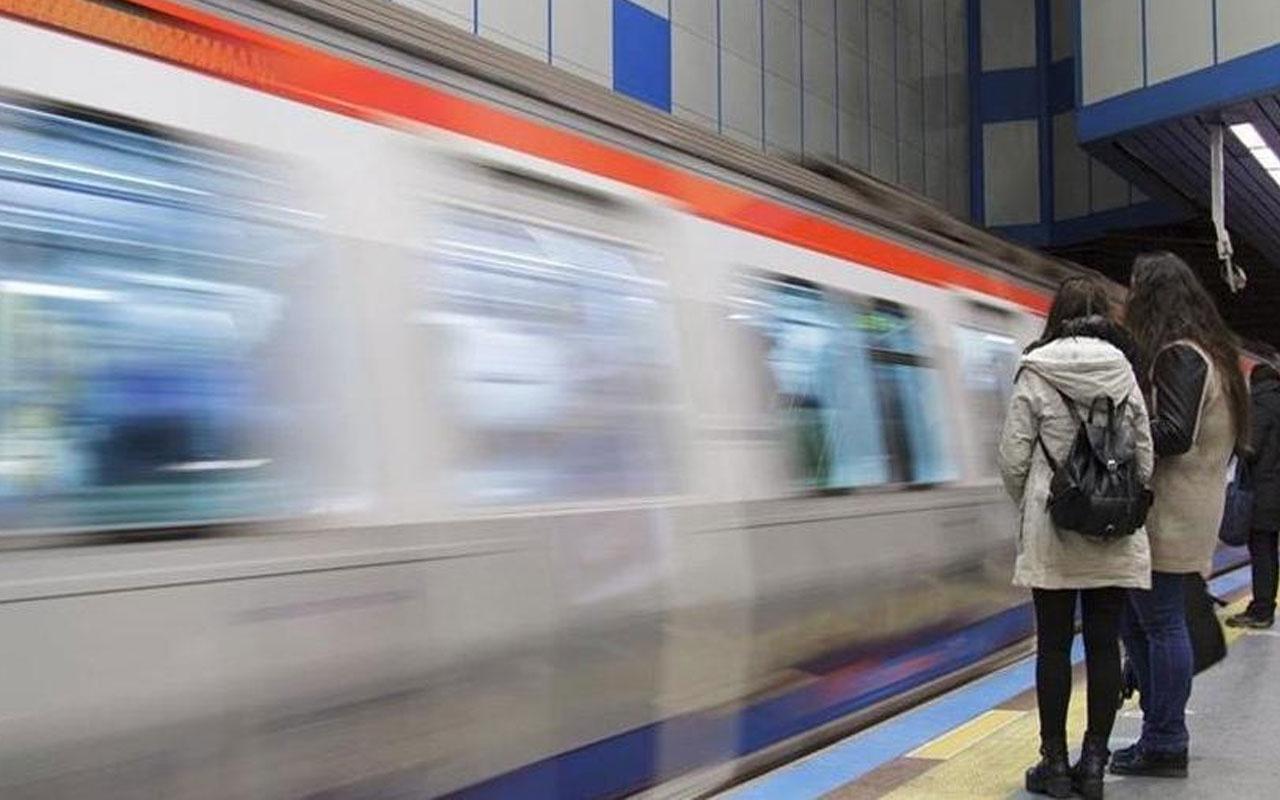 Taksim metro girişi ve füniküler 14.00 itibarıyla kapatılacak
