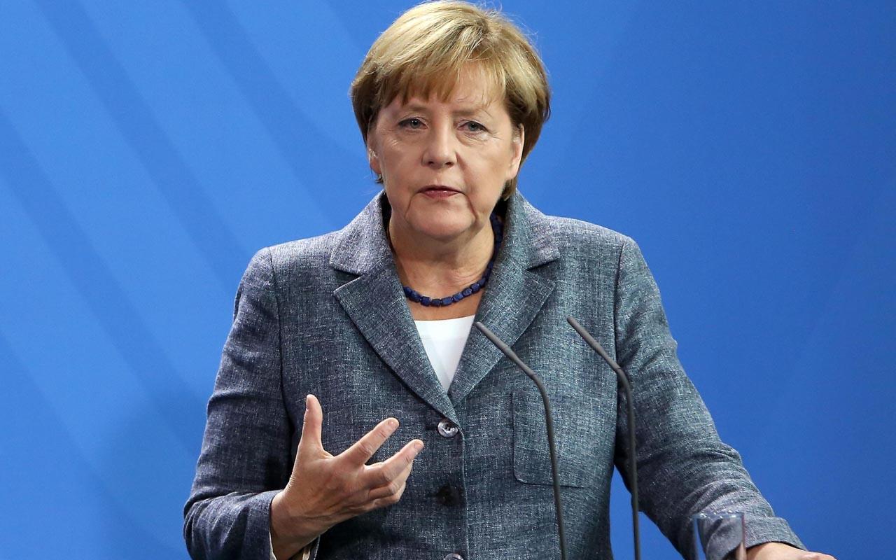 Vakaların arttığı Almanya'da Merkel'den açıklama: Bizi çok zor aylar bekliyor