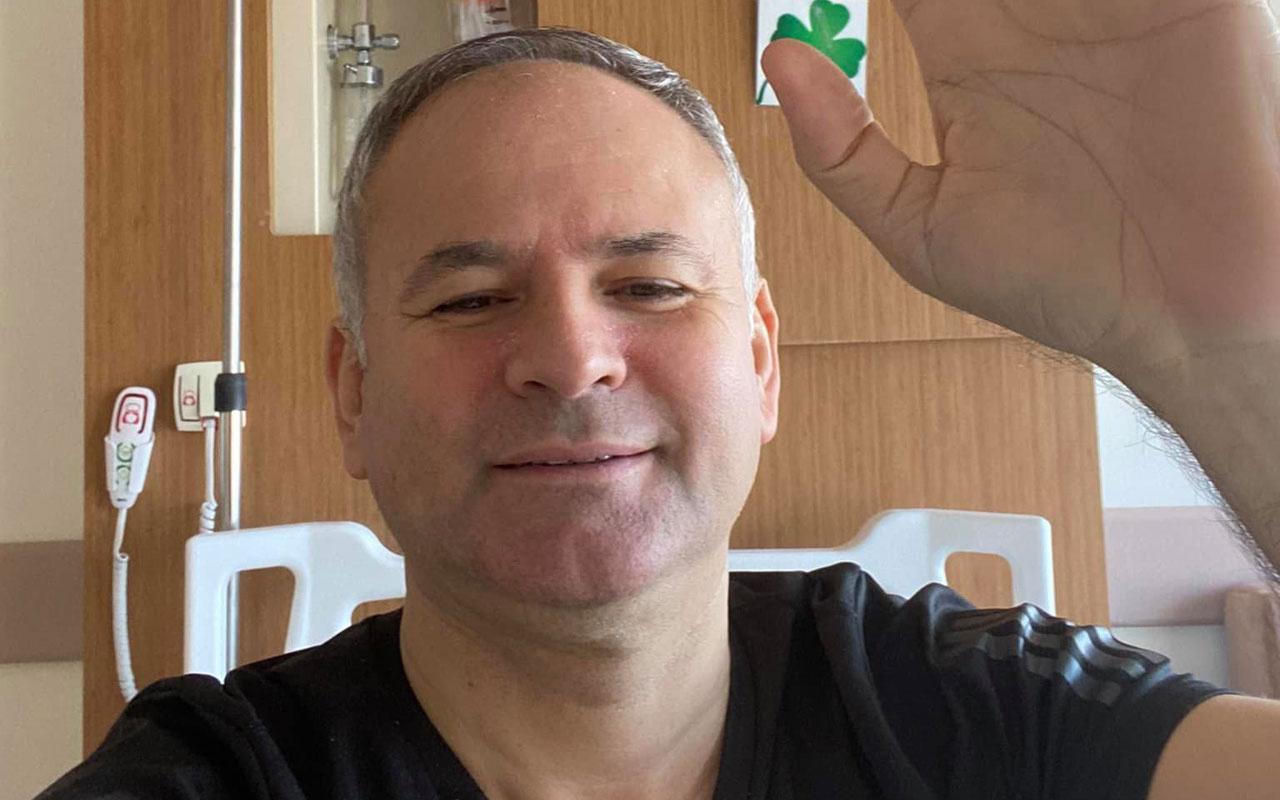 Kaynarca Belediye Başkanı Serdar Türker'in Kovid-19 testi pozitif çıktı