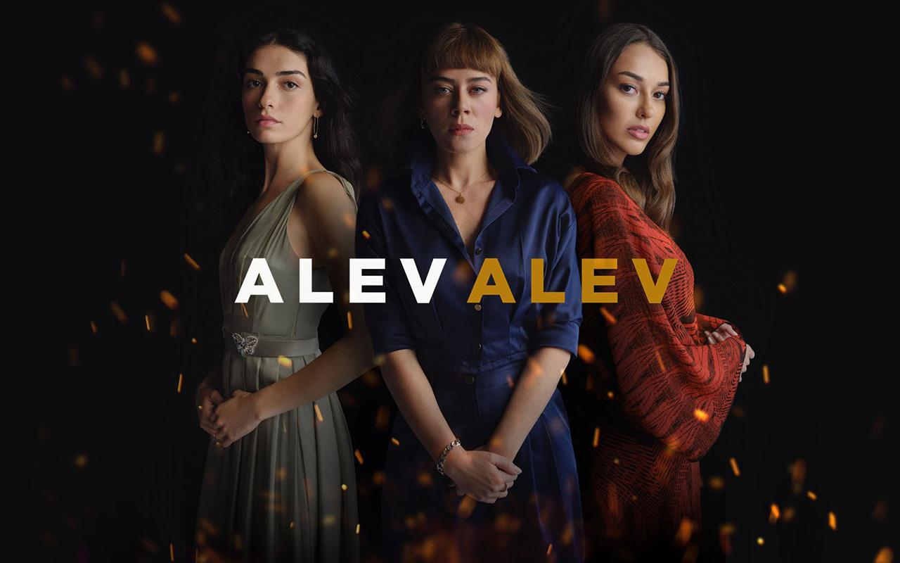 Demet Evgar'ın yeni dizisi Alev Alev'in yayın tarihi belli oldu! İşte konusu ve oyuncuları