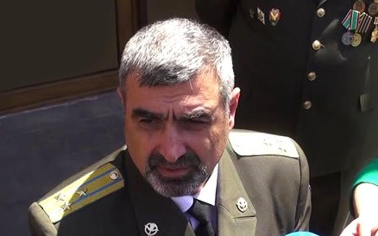 Ermenistan hezimetin faturasını kesti komutan Vaginak Sarkisyan görevden alındı