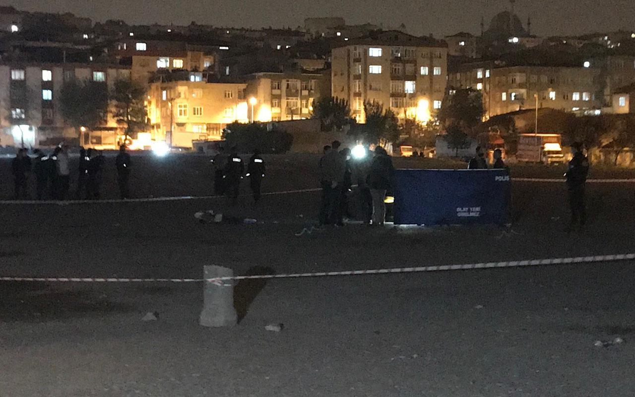 Bağcılar'da ceset paniği: Başından vurulmuş halde bulundu
