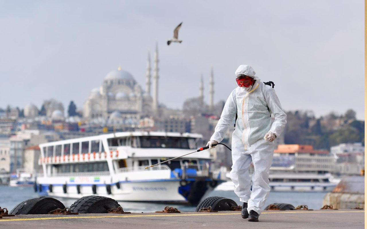 İstanbul koronavirüste yeniden Vuhan'a döndü uzmanlar ne düşünüyor?