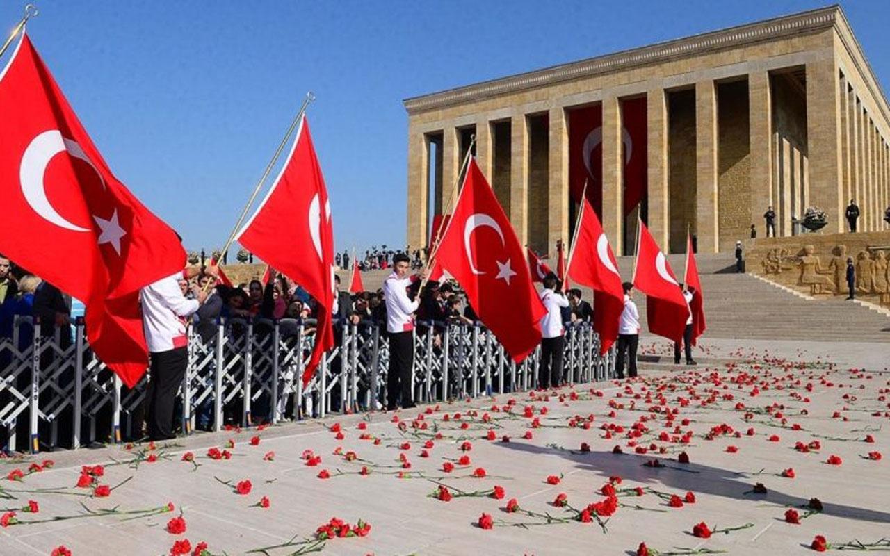 İçişleri Bakanlığı'ndan 81 il valiliğine '29 Ekim' genelgesi: Müsaade edilmeyecek