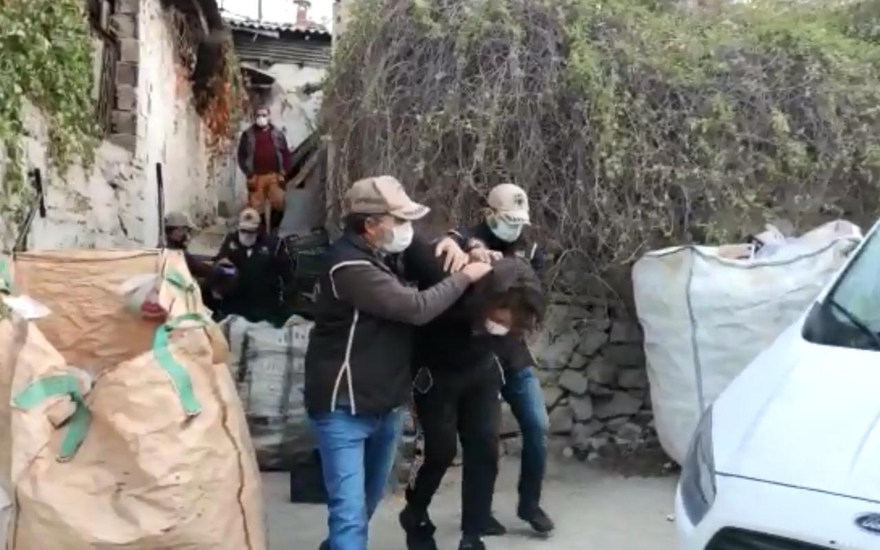 Ankara'da 7 DAEŞ'li yakalandı! Kanlı infaz görüntüleriyle tanınıyor