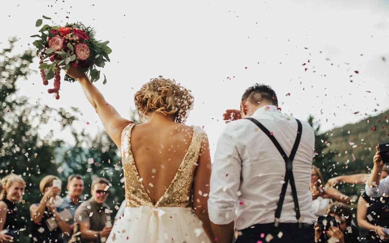 Denizli'de bir düğün tüm ilçeyi yaktı! 200 kişi karantinaya alındı
