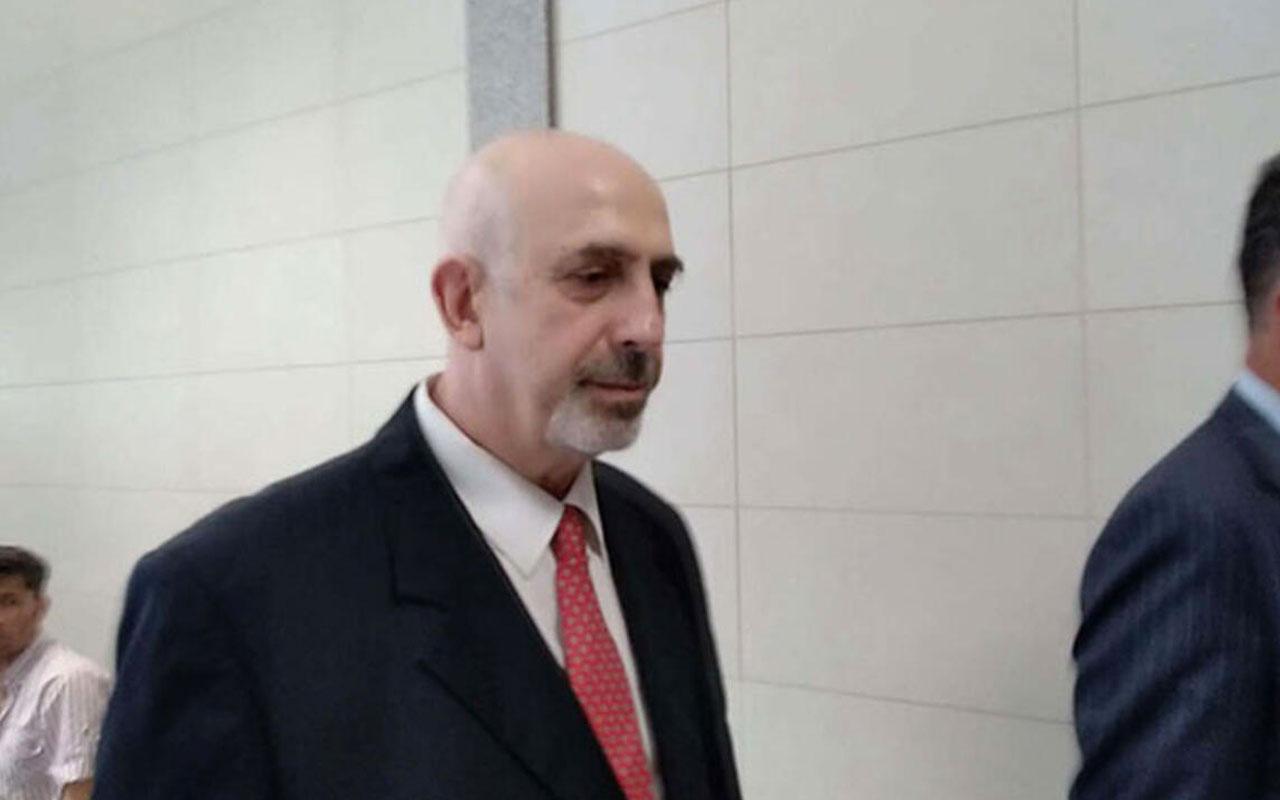 Nazmi Mete Cantürk'e FETÖ'ye yardım suçundan 5 yıl 2 ay hapis cezası