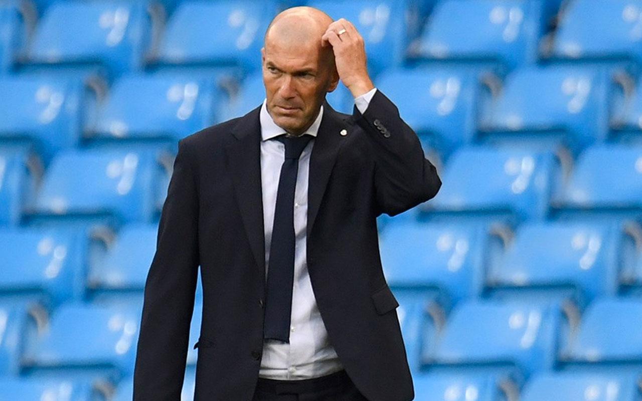Zidane'den istifa edecek iddiasına yanıt