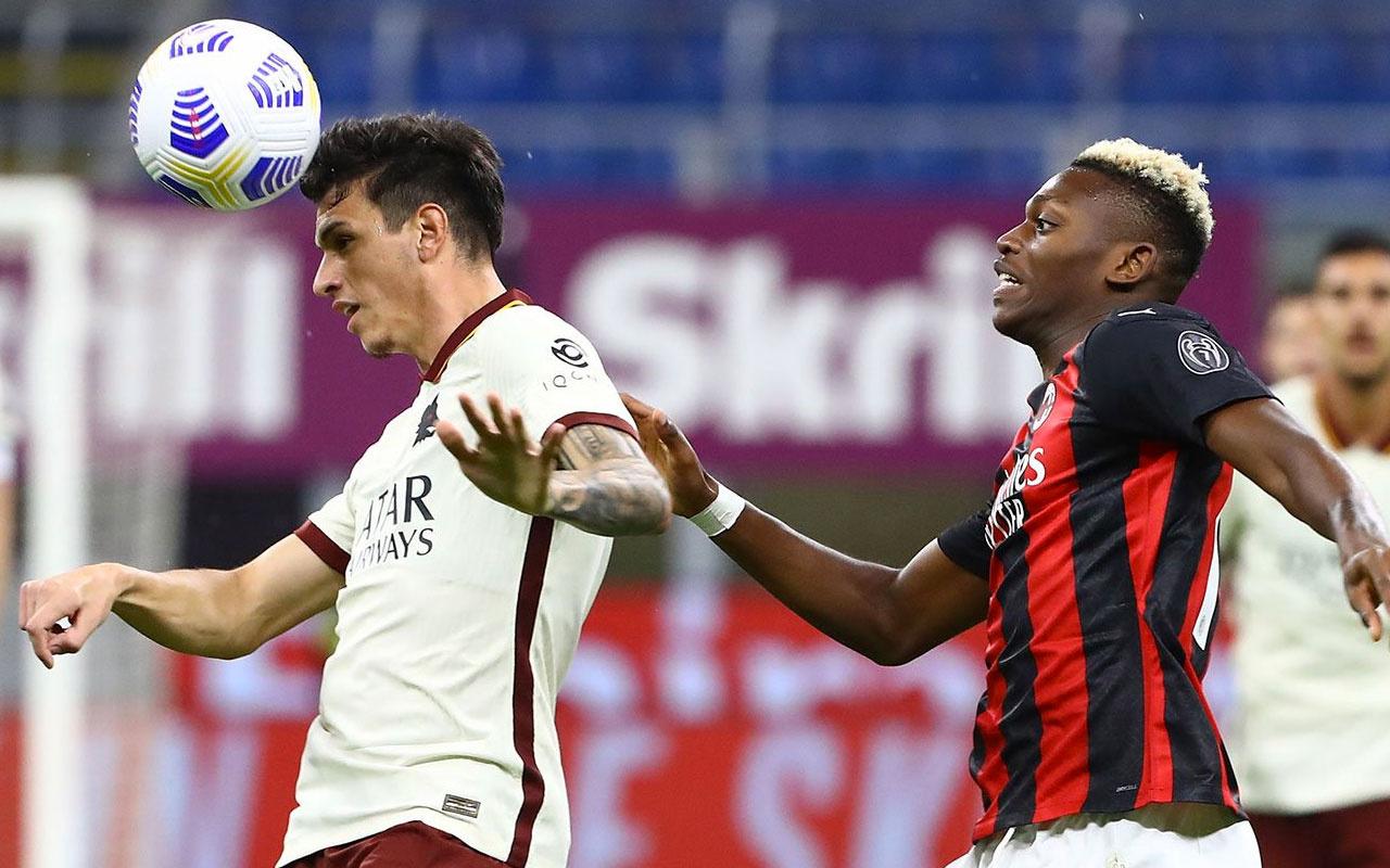 6 gollü Milan-Roma maçında kazanan olmadı