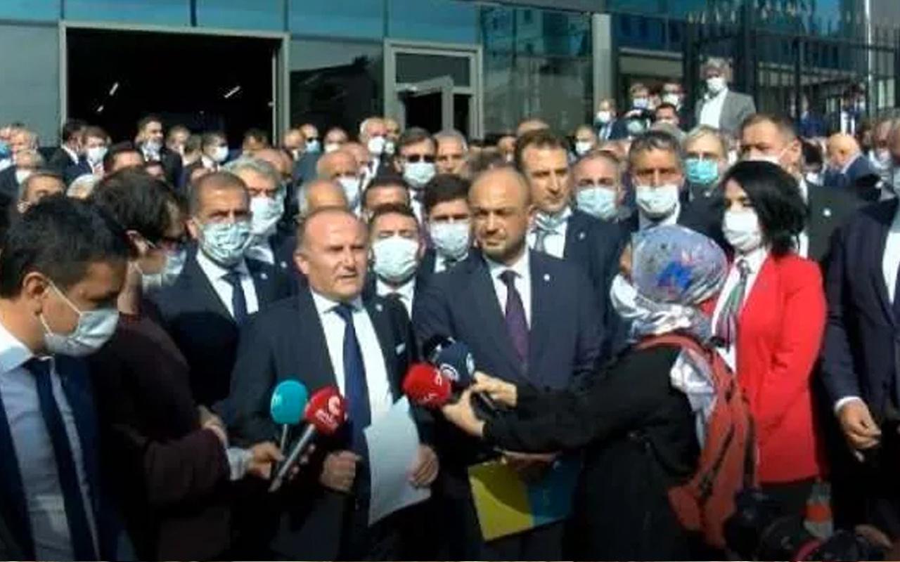 İYİ Parti'de 81 il başkanı Ümit Özdağ'ın ihracı için dilekçe verdi