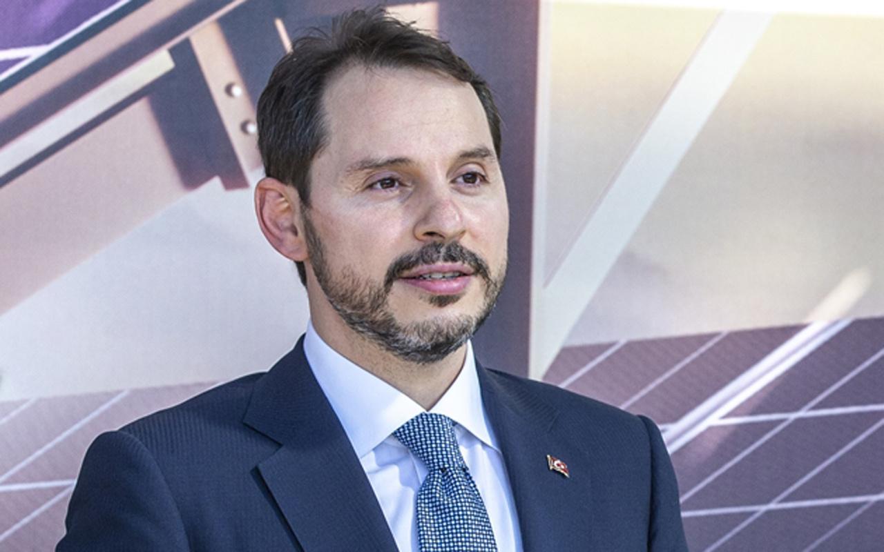 Hazine ve Maliye Bakanı Albayrak açıkladı yatırım dalgası ufukta belirdi