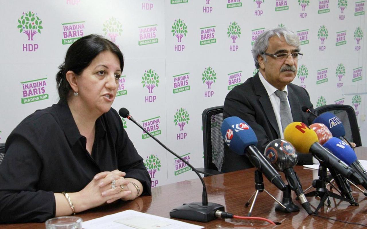HDP'den Hatay'daki PKK saldırısına kınama! Yine terör örgütüne tek kelime edilmedi