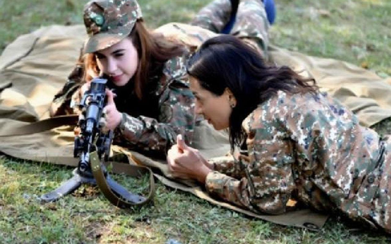 Hezimete uğrayan Ermenistan Başbakanı Nikol Paşinyan'ın eşi cepheye gidiyor