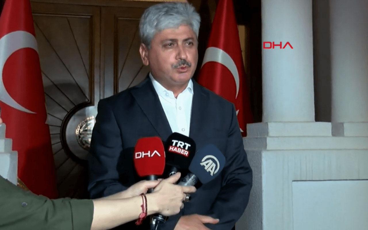 Vali Rahmi Doğan açıkladı! Teröristler paramotorla gelmiş