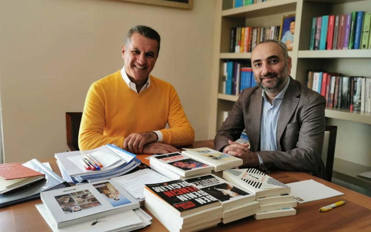 Mustafa Sarıgül, İsmail Saymaz'a gündemi hareketlendiren açıklamalar yaptı