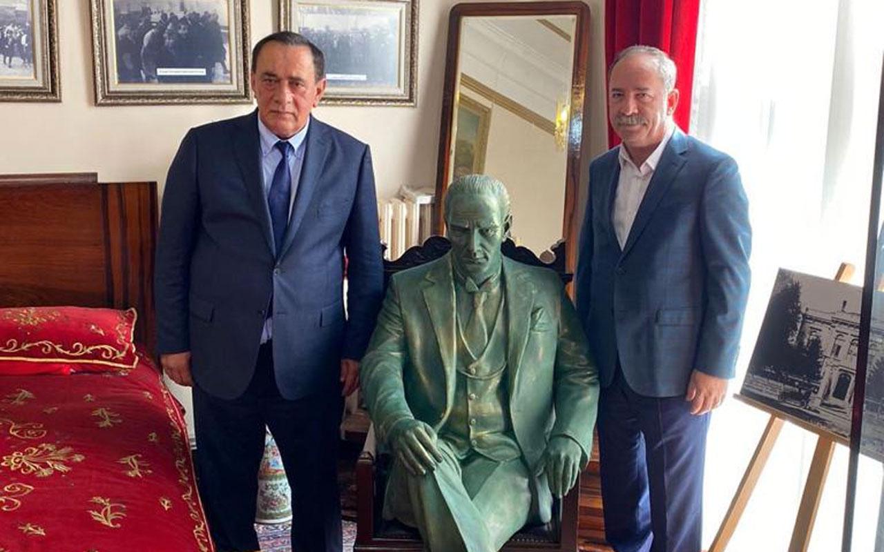 CHP Alaattin Çakıcı'yı ağırlayan Edirne Belediye Başkanı Recep Gürkan hakkında inceleme başlattı