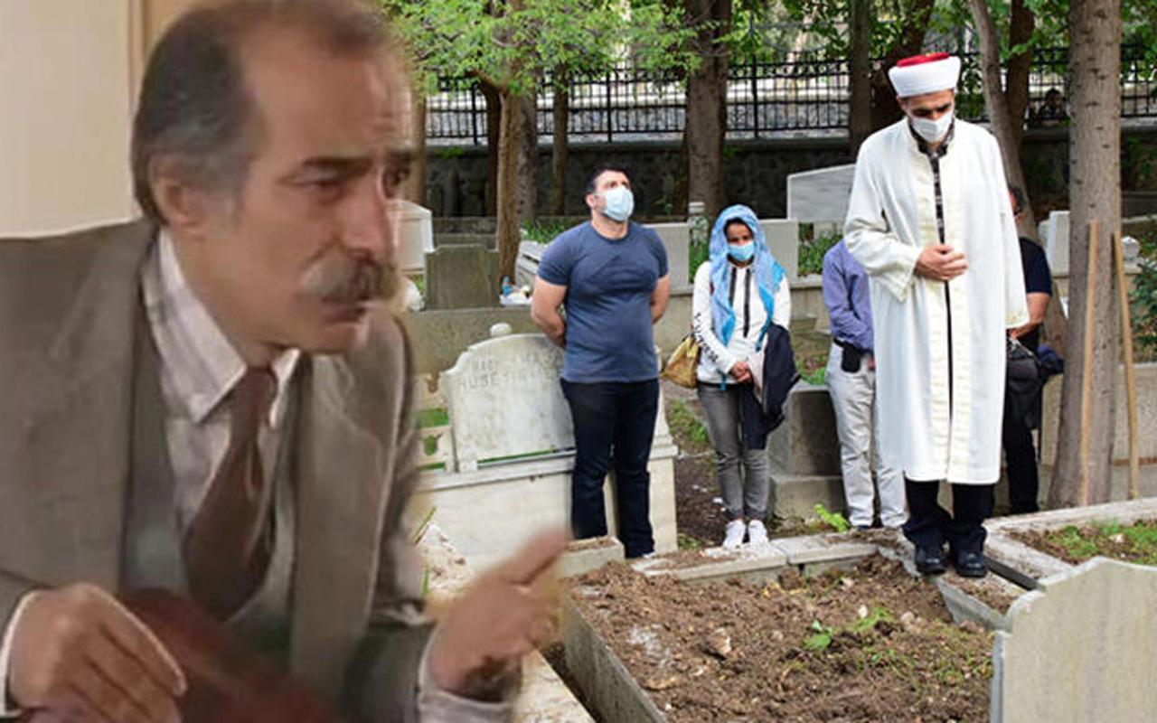 Bizimkiler'in Abbas'ı Hikmet Karagöz sessiz sedasız defnedildi! Cenazeye birkaç yakını katıldı