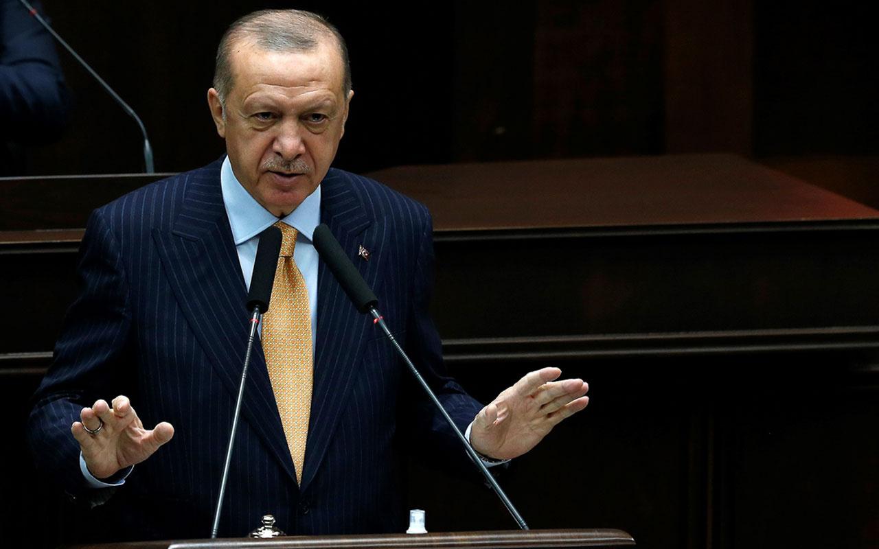 Erdoğan'dan Kılıçdaroğlu'na sert çanta cevabı sende zerre kadar yürek varsa