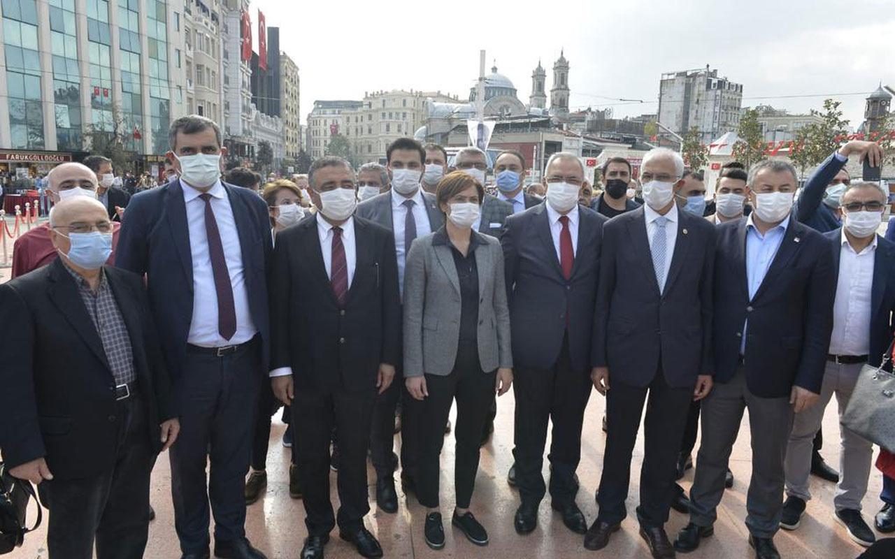 Kaftancıoğlu, Cumhuriyet Bayramı törenini terk etti! Nevşin Mengü açıkladı