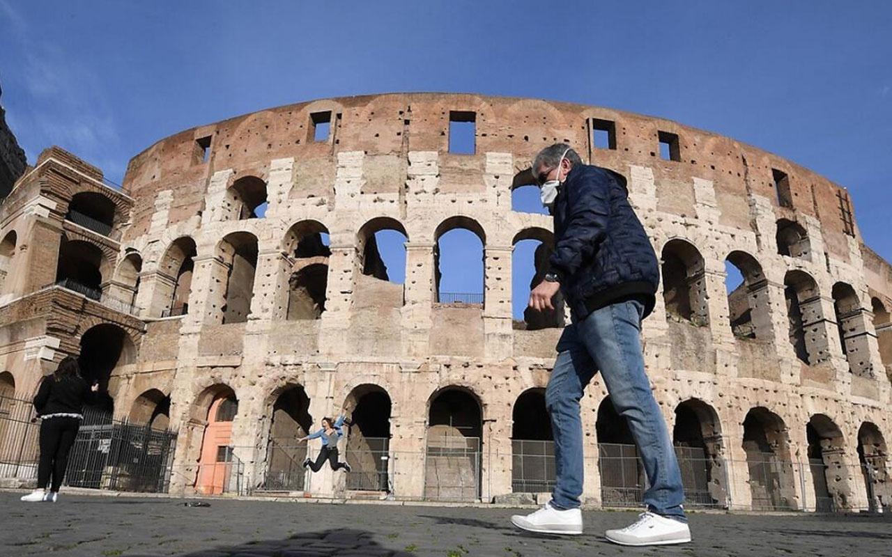 İtalya'da ölümlerin sayısı yine çok yüksek