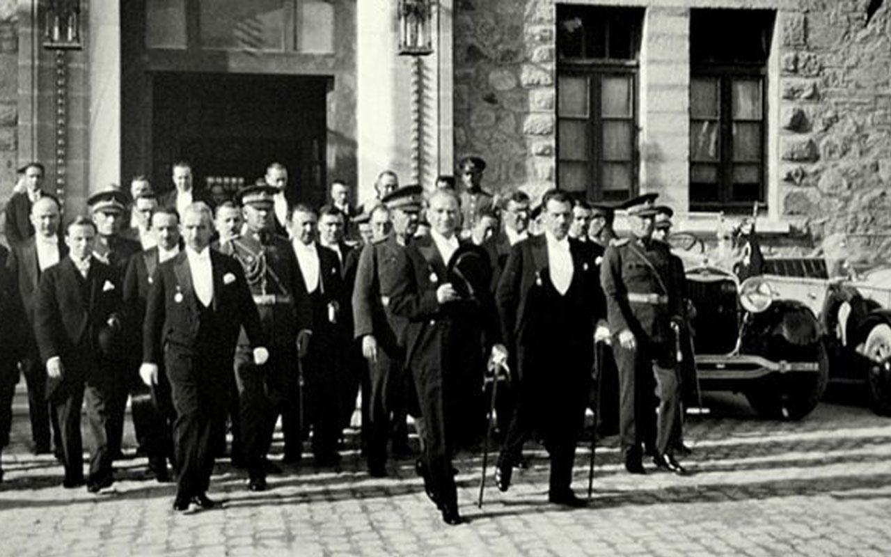 Türkiye Cumhuriyeti 97 yaşında! 29 Ekim Cumhuriyet Bayramı kutlu olsun