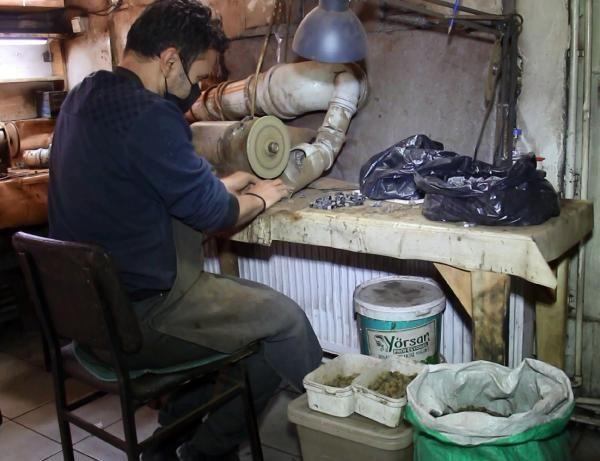 Erzurum'da yüzde 95'i çöpe gidiyordu! Ekonomiye geri kazandırdılar