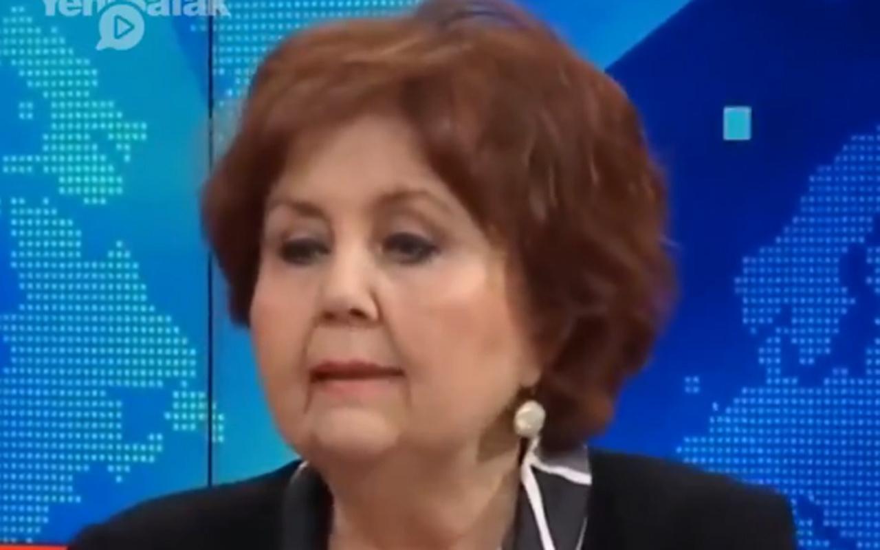 Halk TV sunucusu Ayşenur Arslan: Karikatüre niye tepki gösteriyorsunuz
