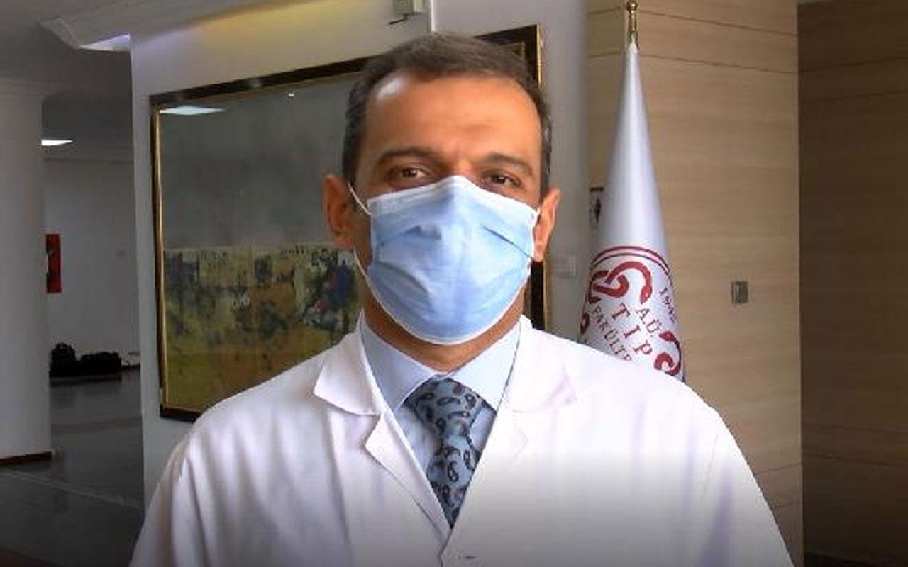 Bilim Kurulu üyesi Alpay Azap: Koronavirüs hastalarında aspirin kullanıyoruz