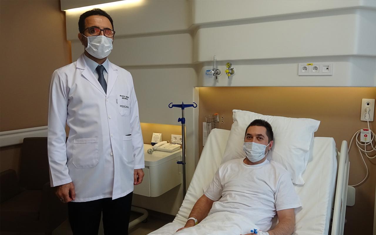 Bursa'da genç adam fıtık için hastaneye gitti! Gerçek bakın ne çıktı