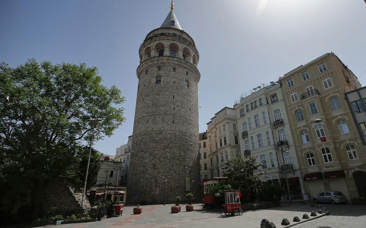 Bakanlık açıkladı! Galata Kulesi Cumhuriyet Bayramı etkinliklerine ev sahipliği yapacak