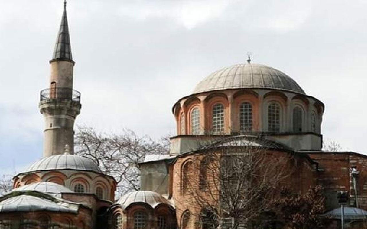 Diyanet İşleri Başkanlığı duyurdu! Kariye Camisi'nin açılışı ertelendi