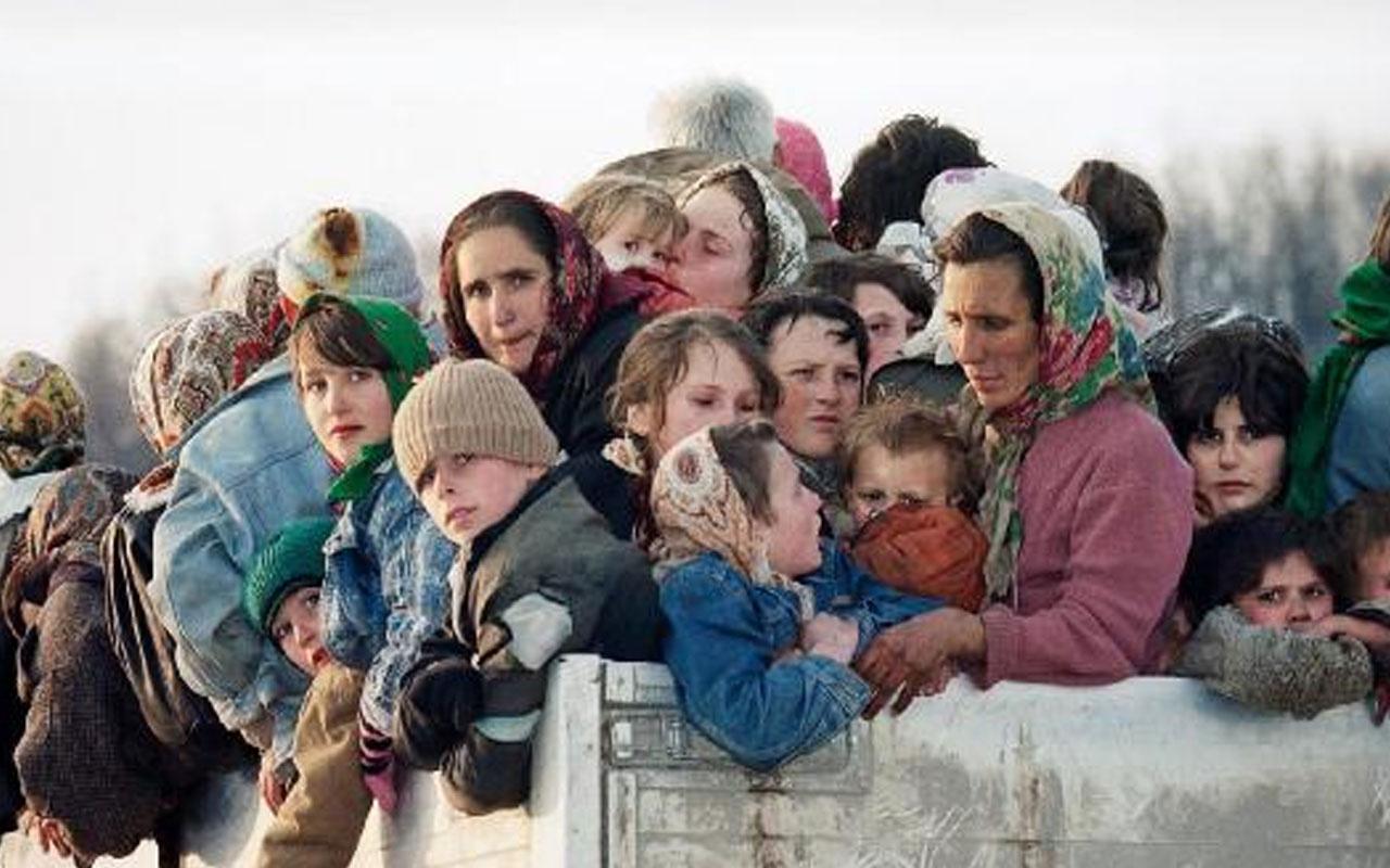 200 bin kişi ölmüştü! Bosna Savaşı'ndaki katliamla ilişkili  iki kişi gözaltına alındı
