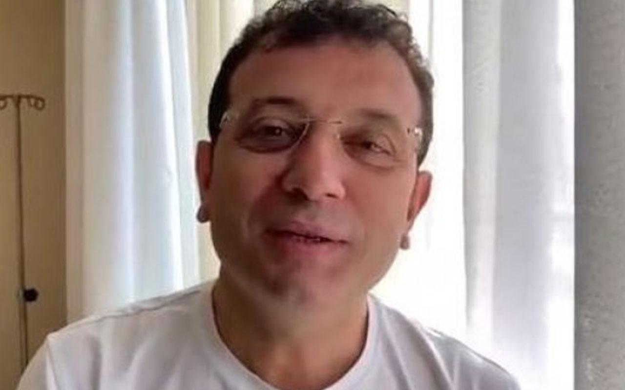Murat Ongun doğruladı! Ekrem İmamoğlu'nun koronadan 2 gün önce apandisiti alınmış