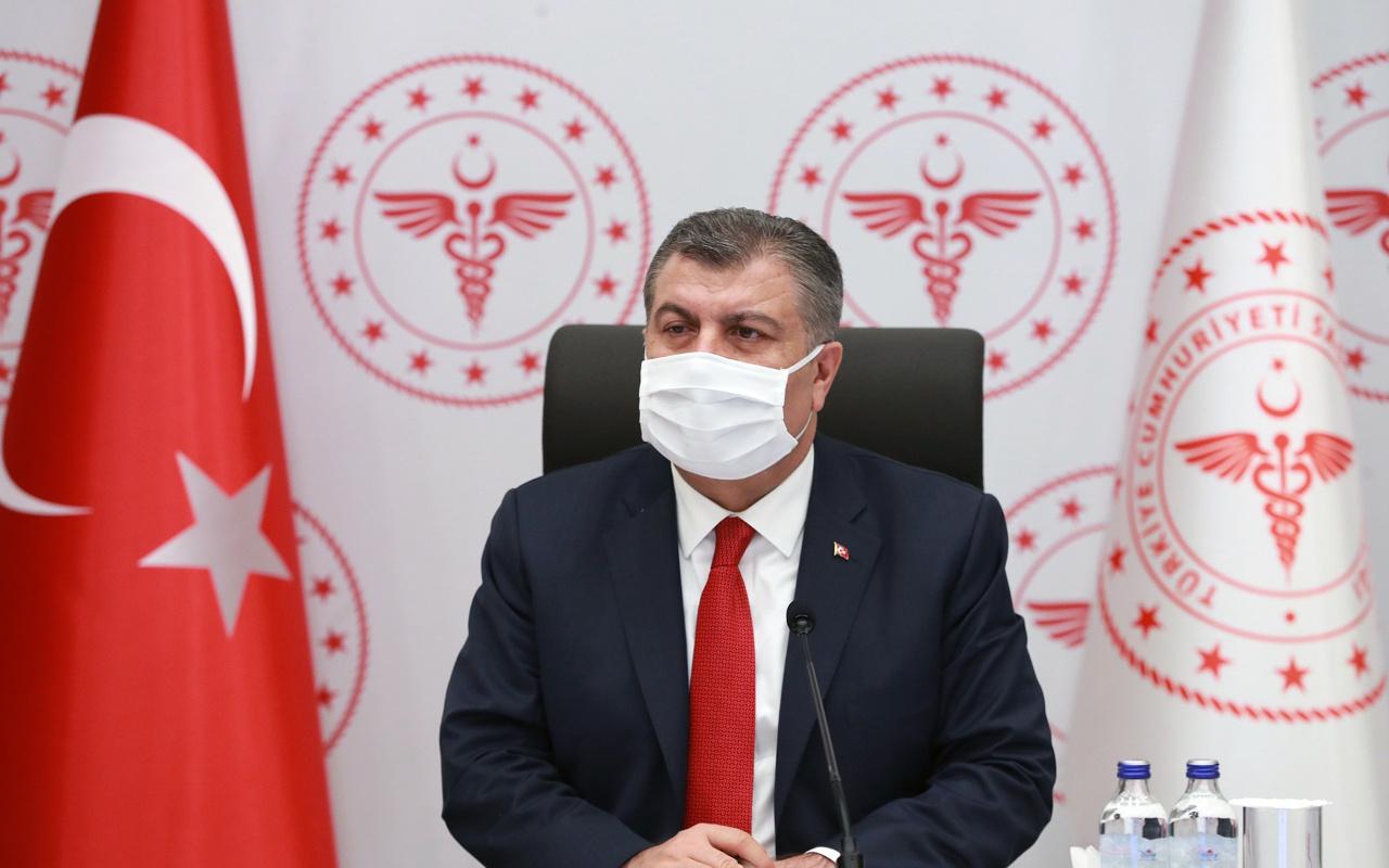 Türkiye'deki corona virüsü vaka ve ölü sayısında son durum (29 Ekim 2020)