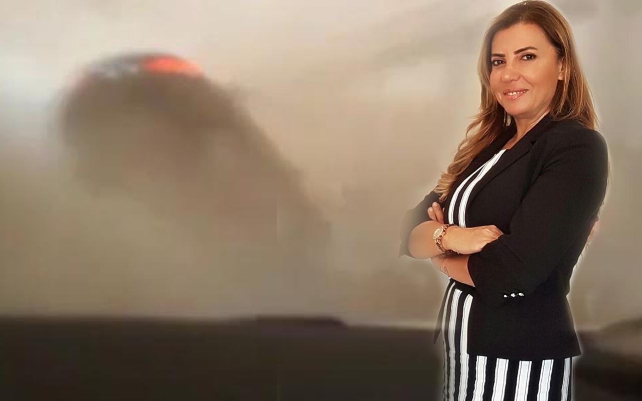 Hatay'da hortum arabayı havaya kaldırdı! Araçtaki kadının beli kırıldı şoför ölümden kurtardı