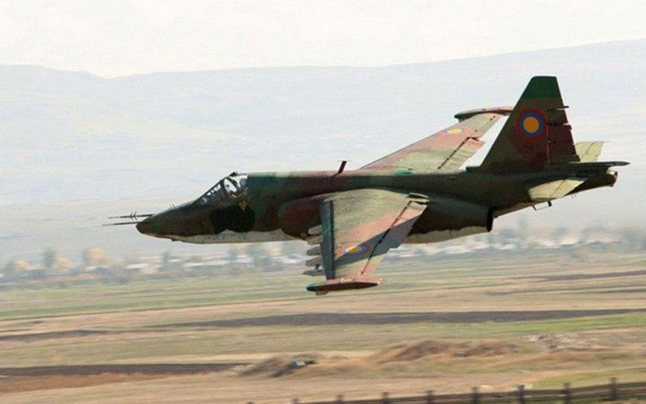 Milli Savunma Bakanlığı: Ermenistan'a ait düşürülen uçak sayısı 5 oldu