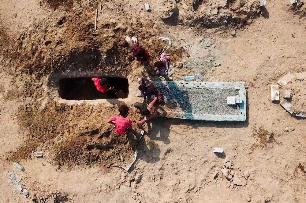 Yemen'de Covid-19 ölüm tarlası! Koronavirüs salgınında ölenlerin sayısı bilinmiyor