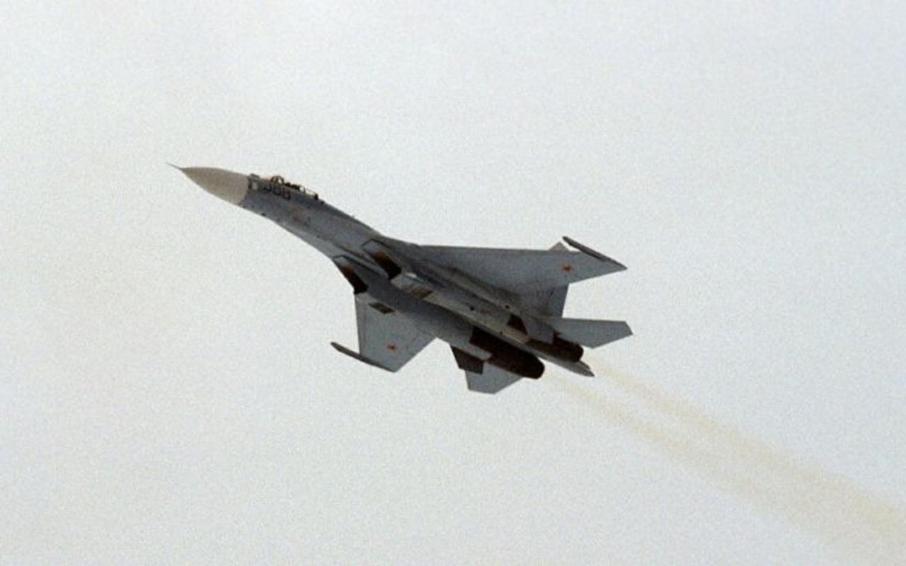 Rus Su-27 uçakları Fransa savaş uçaklarını önledi