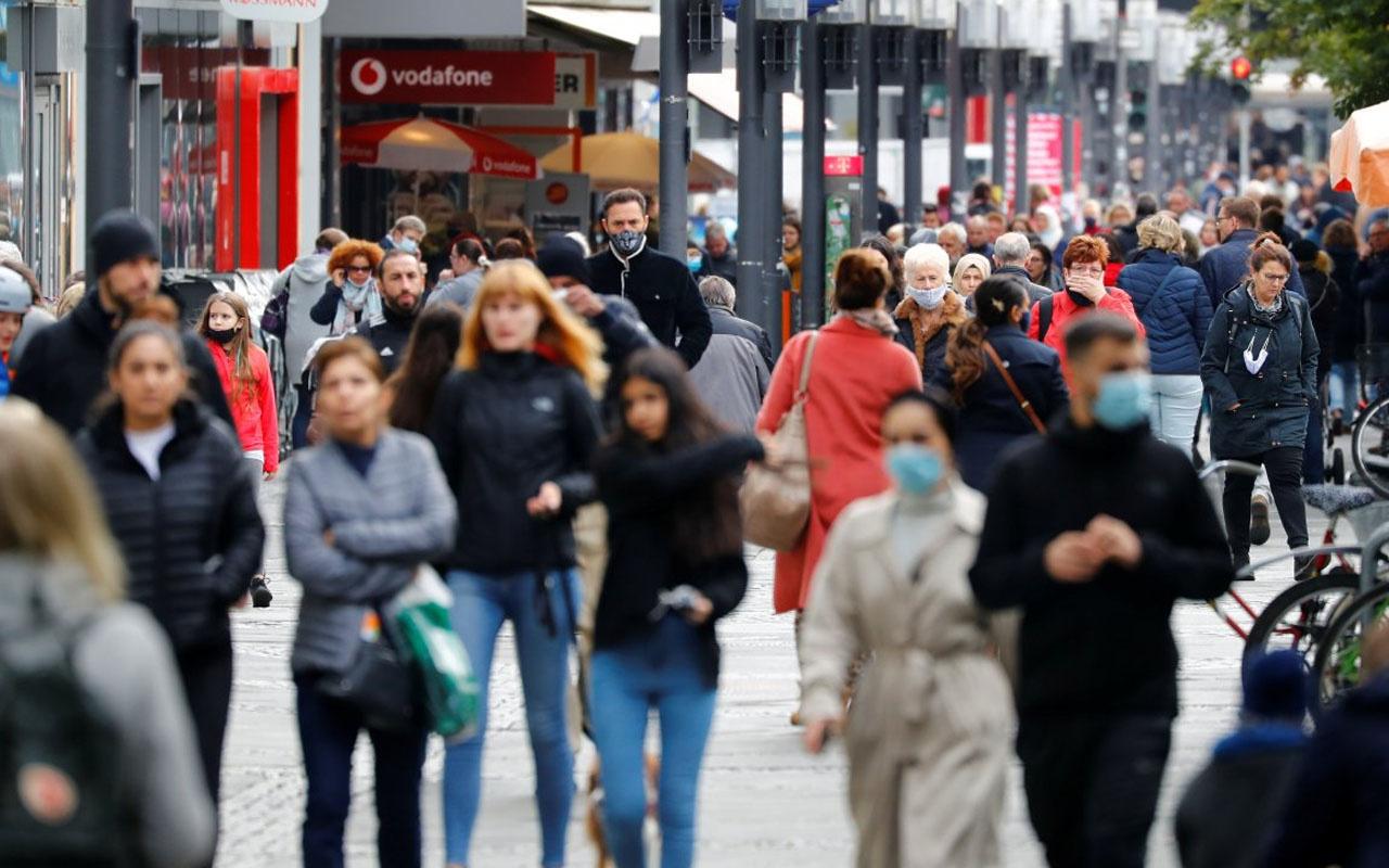 Almanya'da Covid-19 vaka sayısında rekor artış yaşandı