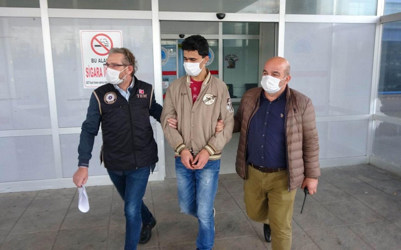 Samsun'da DEAŞ operasyonu: 16 yabancı uyruklu gözaltında