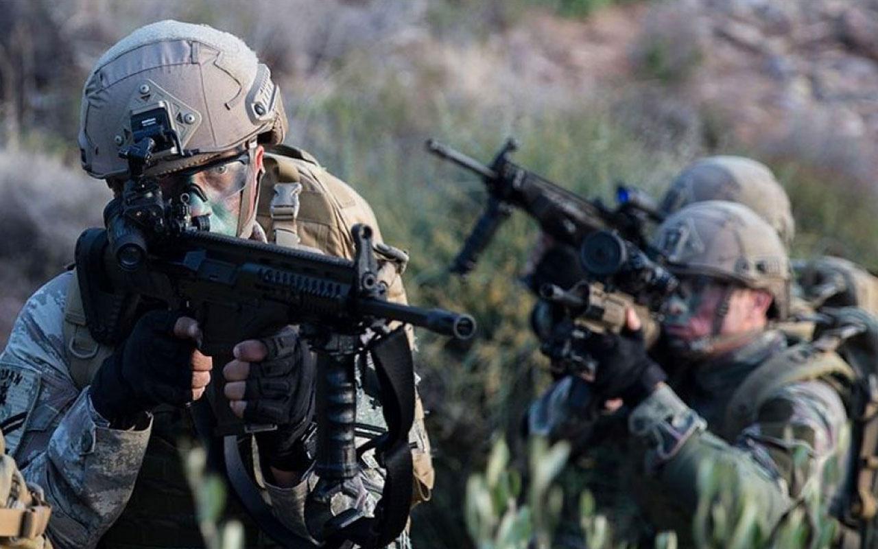PKK'ya Irak'ın kuzeyinde çok ağır darbe! 8 terörist etkisiz hale getirildi