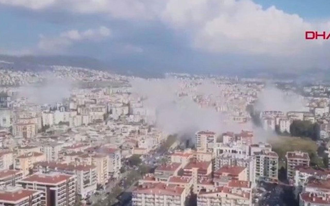 İzmir'de 6,6 büyüklüğünde deprem oldu 12 kişi hayatını kaybetti! İstanbul'da da hissedildi